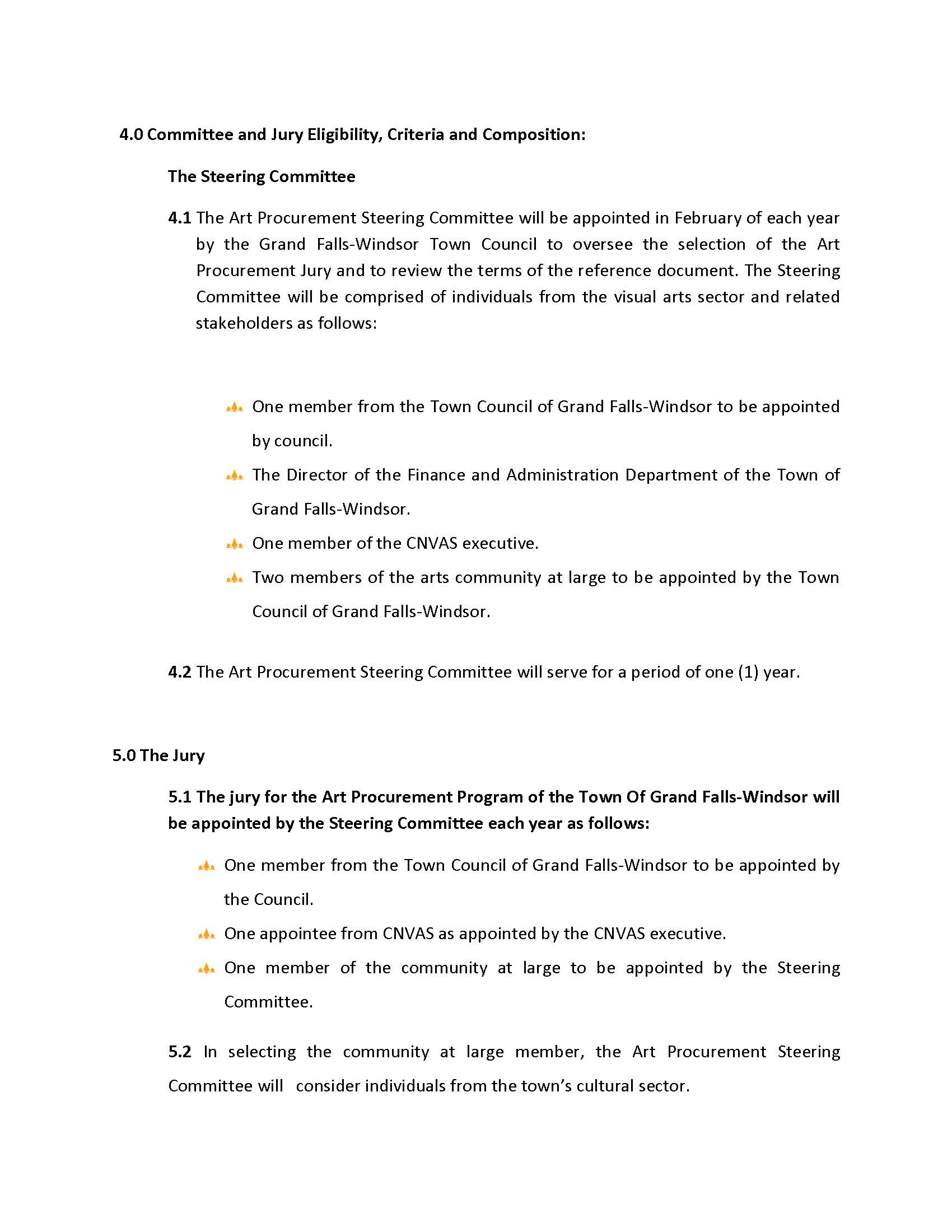ART PROCUREMENT REGULATIONS 2017 Page 5