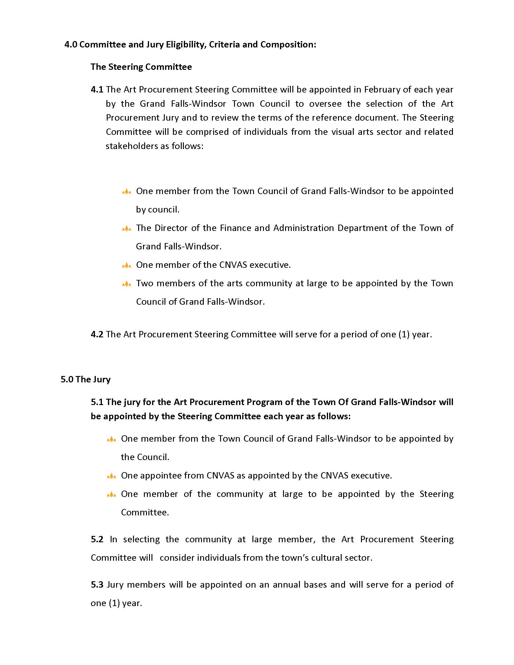 ART PROCUREMENT REGULATIONS 2017 Revised Page 5