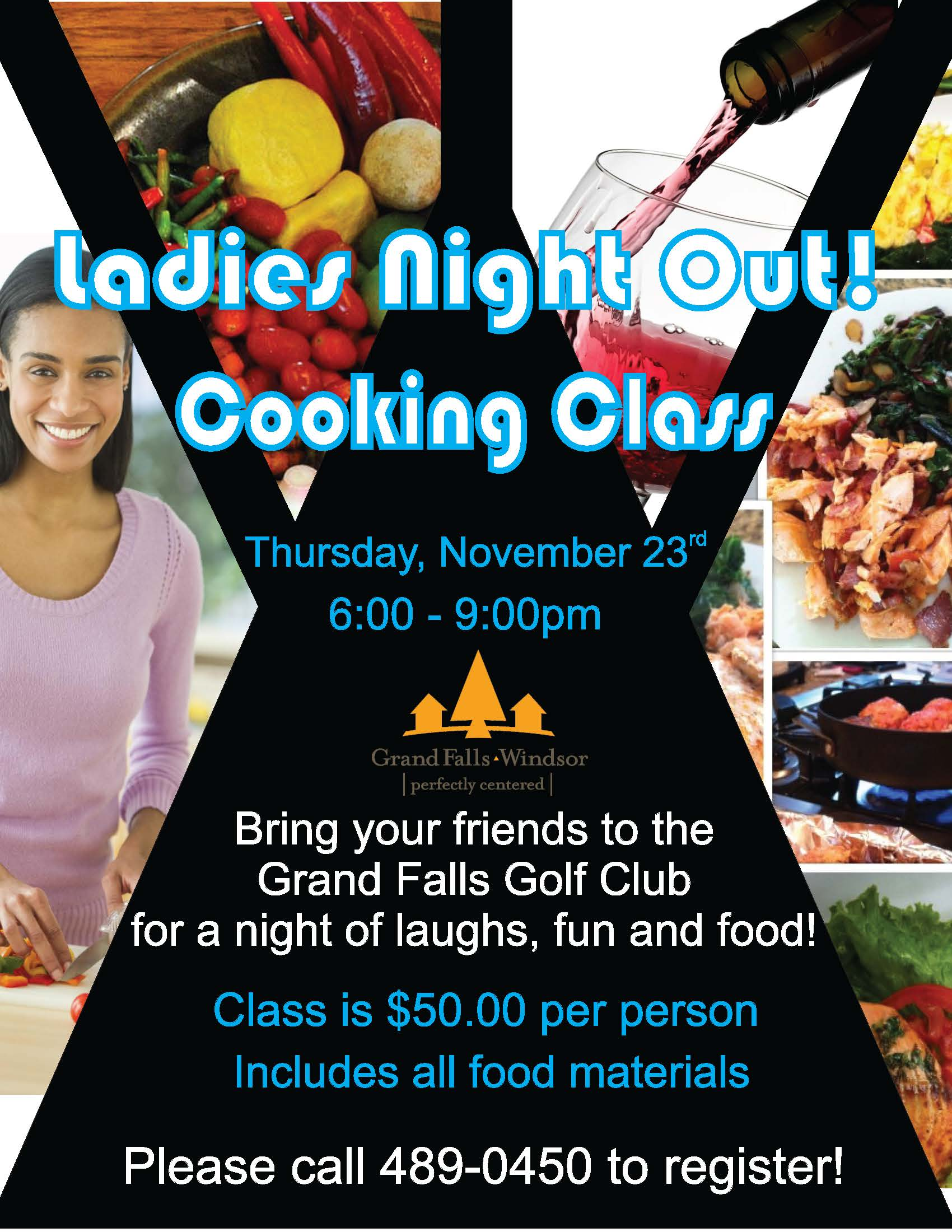 Ladies Cooking Class