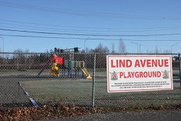 Lind Ave Playground